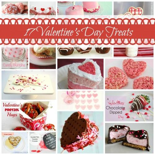 17 Valentine's Day Treats