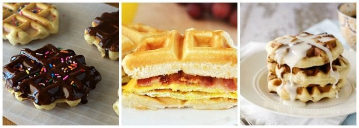 Waffle Biscuits