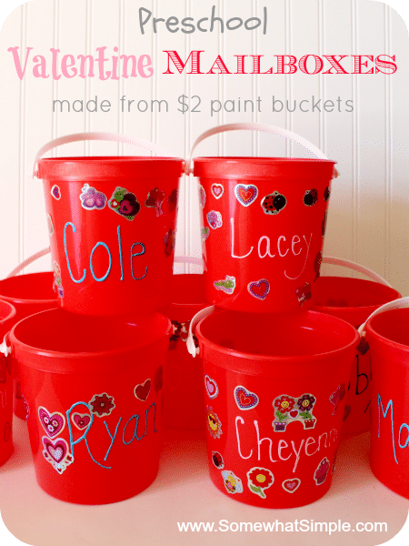 easy valentine mailboxes a fun craft for kids - Valentine Mailboxes