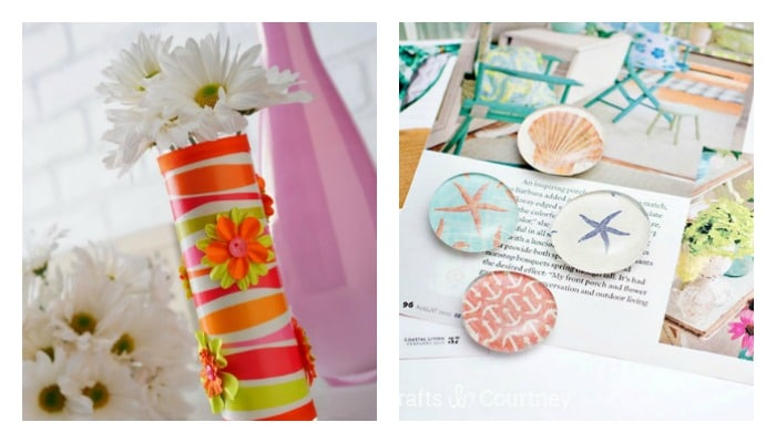 30 Favorite Mod Podge Ideas & Craft Projects | Somewhat Simple