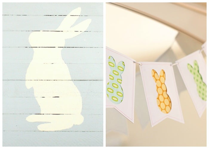 Easter Bunny Crafts 1