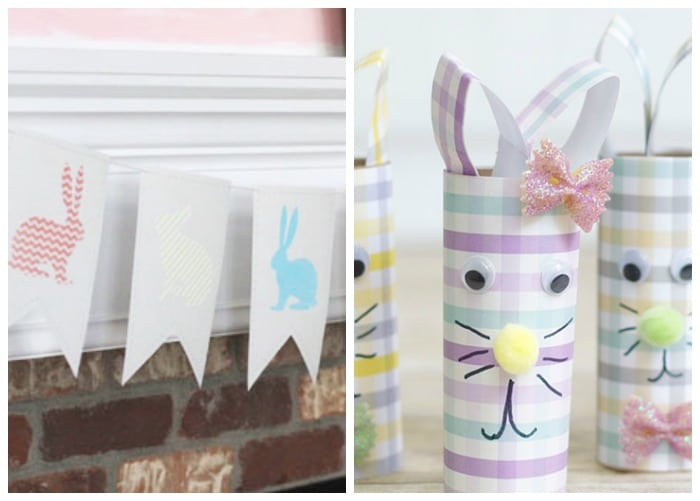 Easter Bunny Crafts 2