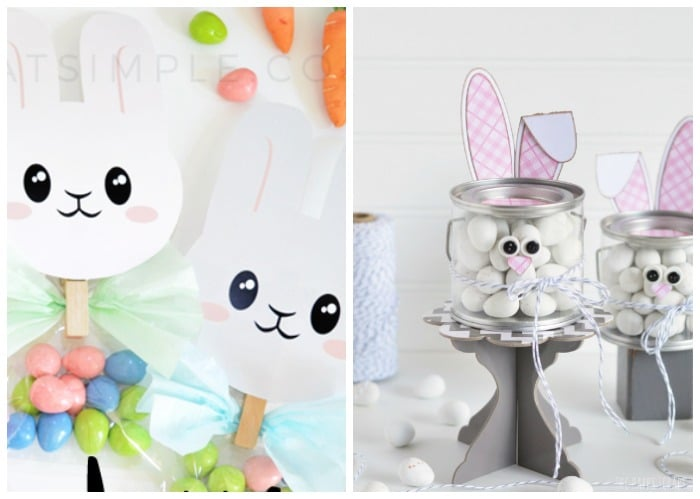Easter Bunny Crafts 4