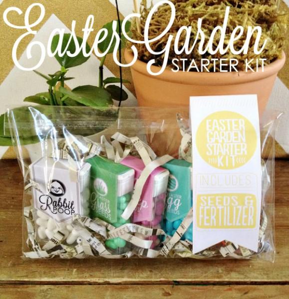 easter garden starter kit