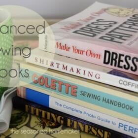 Advance Sewing Books