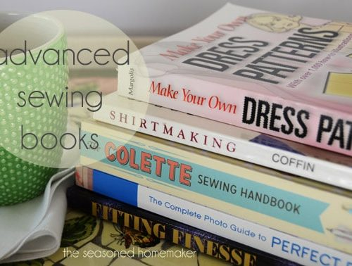 Advance Sewing Books