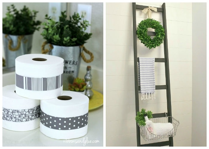 10 Simple Bathroom Projects