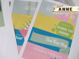 Printable Mother's Day Coupons from SAynotsweetanne.com via SomewhatSimple.com!