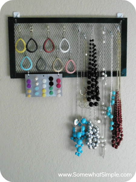 jewelry holder 8