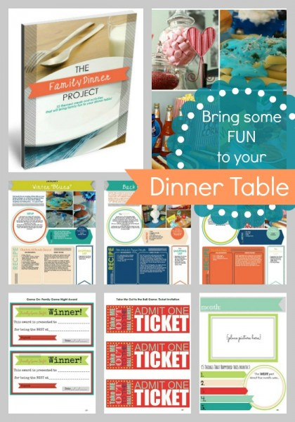 the family dinner project pinterest