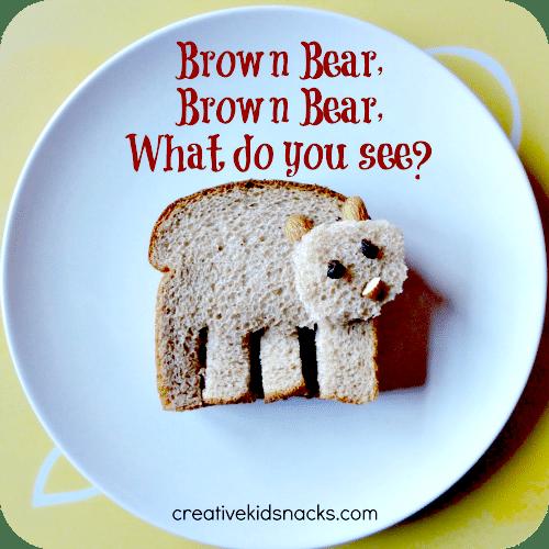 5 brown bear brown bear snack