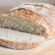 No Knead Bread - Quick and Easy Crusty Artisan Bread Recipe
