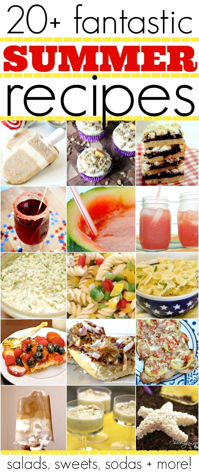 Summer-Recipes