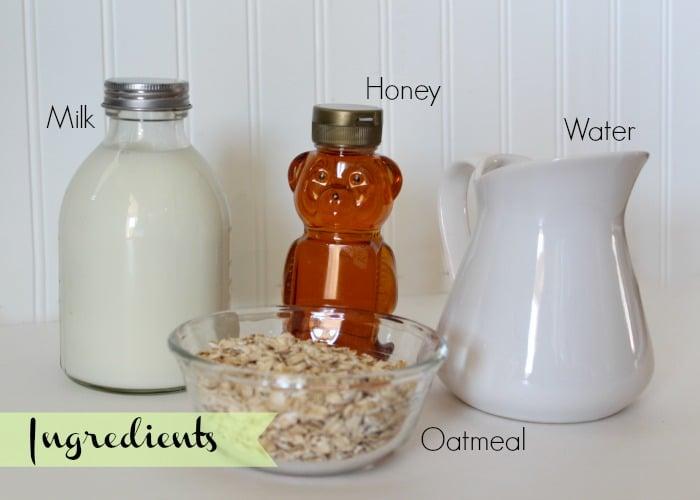 oatmeal mask 2