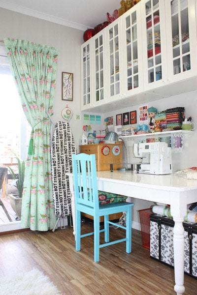 Sewing Room Ideas Somewhat Simple