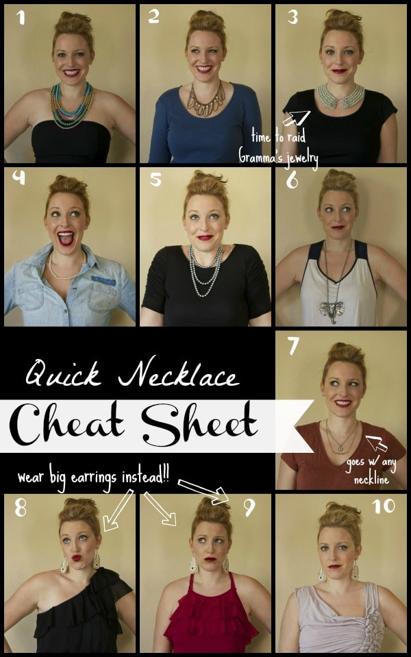 Cheatsheet-Necklace
