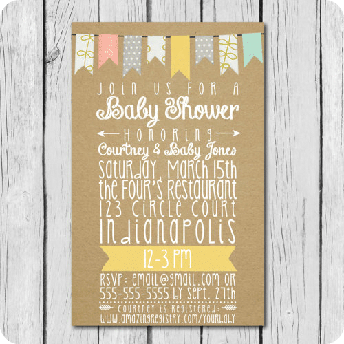 baby shower invitations 9