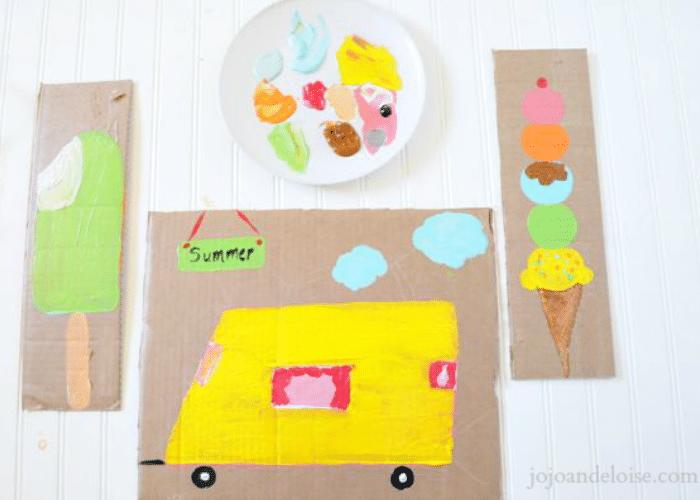 Eco-Friendly Kids Craft