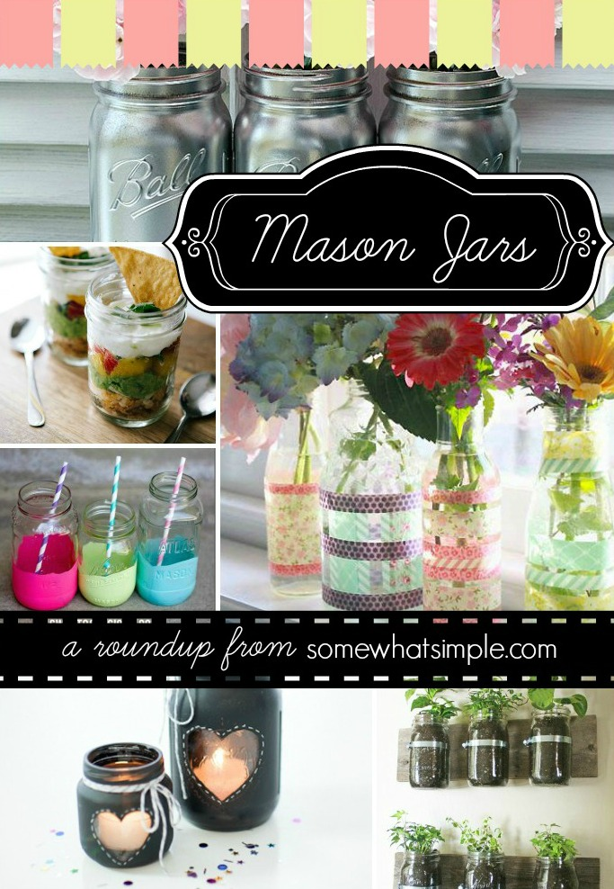 Mason Jars Lead