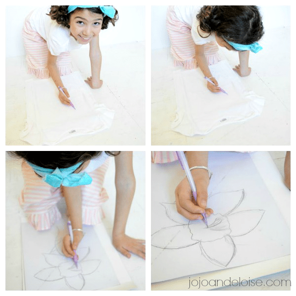 #kids #watercolor #craft idea jojoandeloise.com