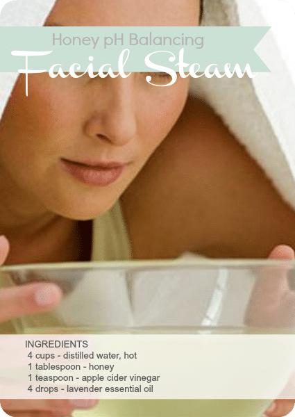 02 facial steam