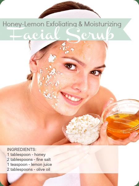 04 facial scrub
