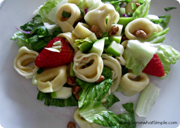 12 Tortellini-Apple-Salad