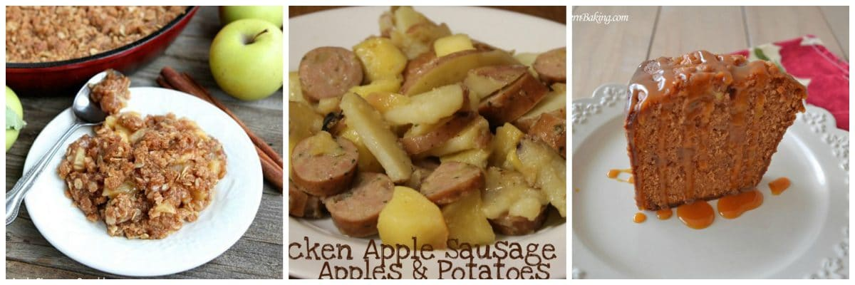 Apple Recipes & Crafts