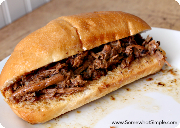 Balsamic Roast Beef Sandwich 20