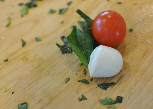Caprese Quinoa Salad 3