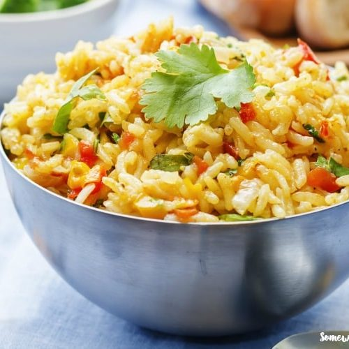 Simple Spanish Rice Recipe