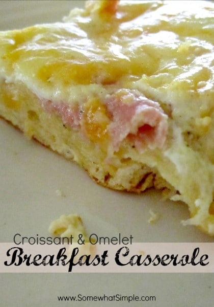 breakfast casserole recipe 1