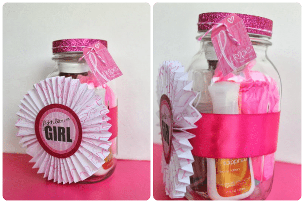 breast cancer crafts 4