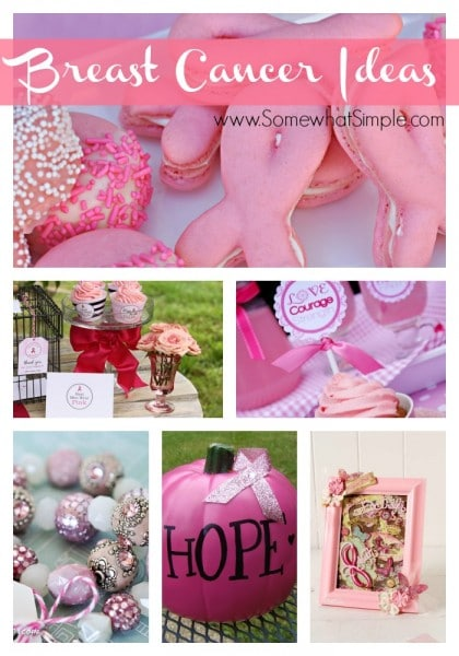breast cancer awareness ideas