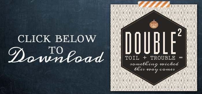 double double toil and trouble free download