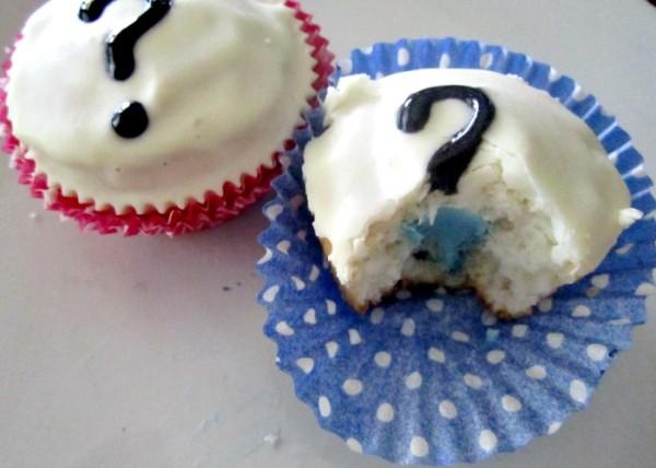 gender cupcake