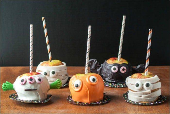 Halloween Treats – 30 Favorite Freaky Foods