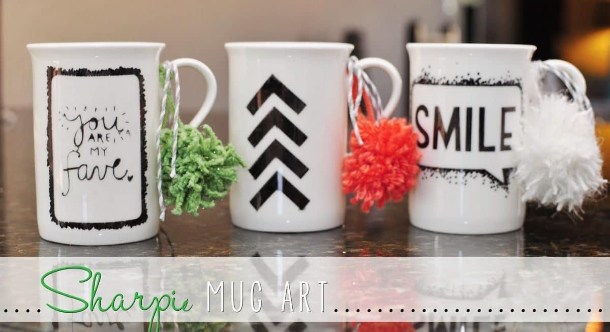 Travel Mug Painting Ideas