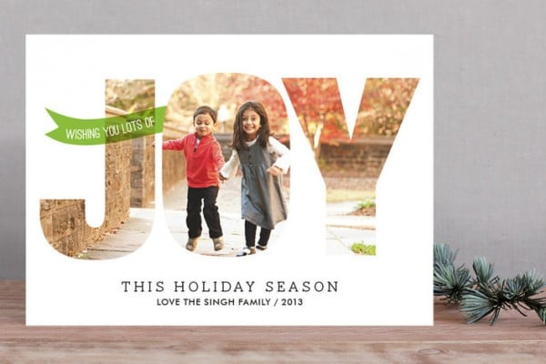 holiday photo cards 3