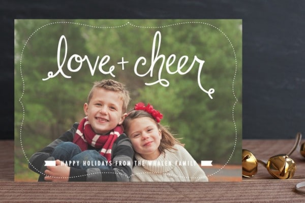 holiday photo cards 7