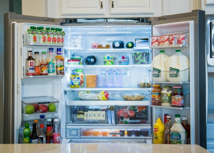 my new fridge how to clean your refrigerator somewhat simple. Black Bedroom Furniture Sets. Home Design Ideas