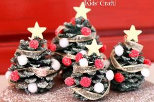 Christmas Tree Village1