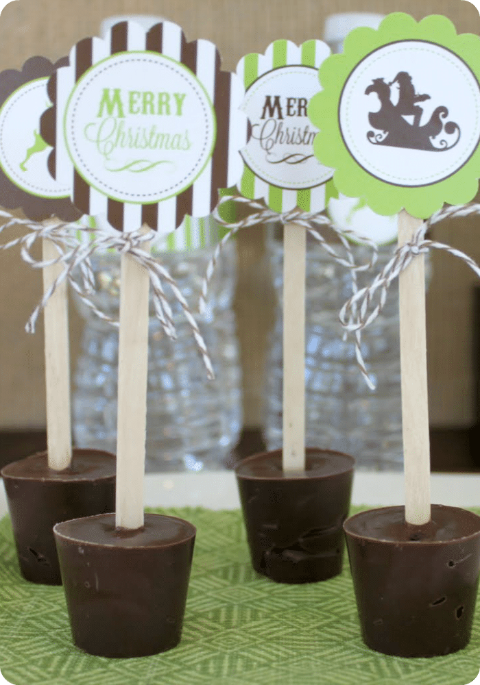 Hot Cocoa Bar And Free Printables Somewhat Simple