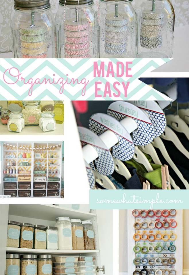organizing-made-easy