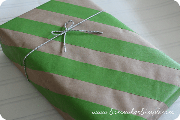 simple gift wrap 2