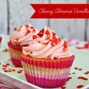 Cherry-Almond-Vanilla-Cupcakes-Lady-Behind-The-Curtain
