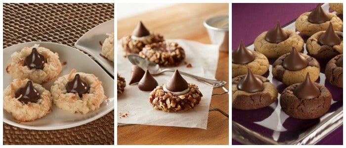 Peanut Butter Blossoms Recipe 2