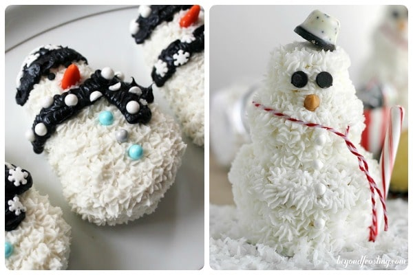 Snowman Treats and Crafts 2