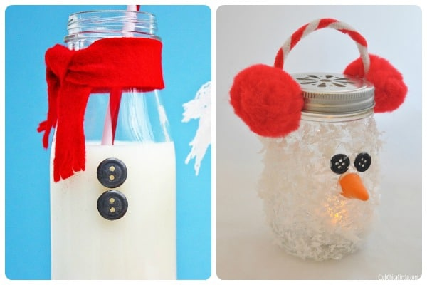 Snowman Treats and Crafts 3