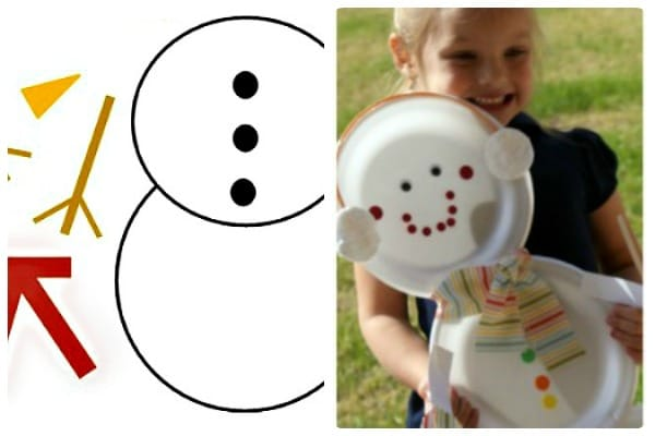Snowman Treats and Crafts 6